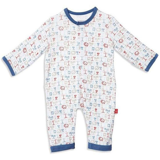 Magnificent Baby Magnetic Me Star Is Born Coverall Product