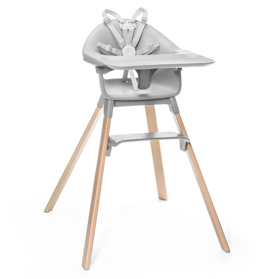 STOKKE Clikk High Chair - Cloud Grey_thumb1