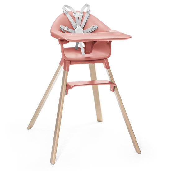 STOKKE Clikk High Chair - Coral