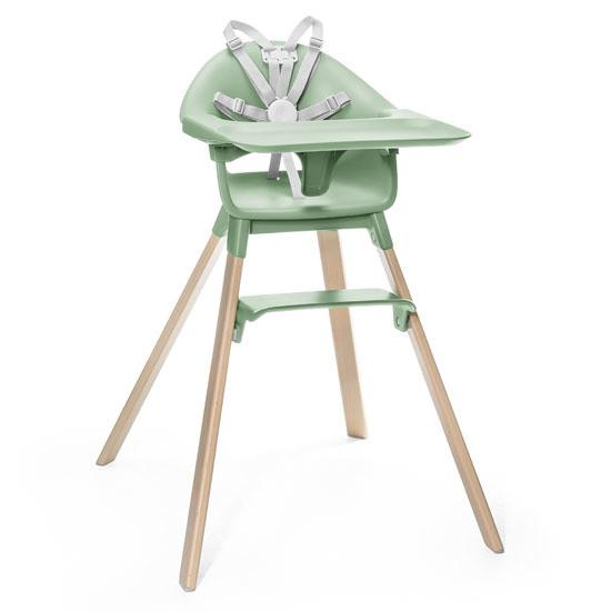 STOKKE Clikk High Chair - Green