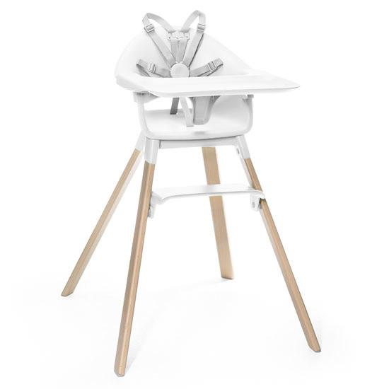 STOKKE Clikk High Chair - White