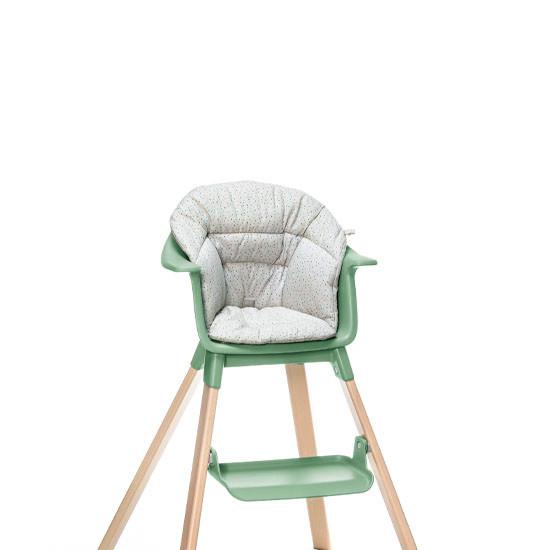 STOKKE Clikk High Chair Cushion  - Grey Sprinkles_thumb3