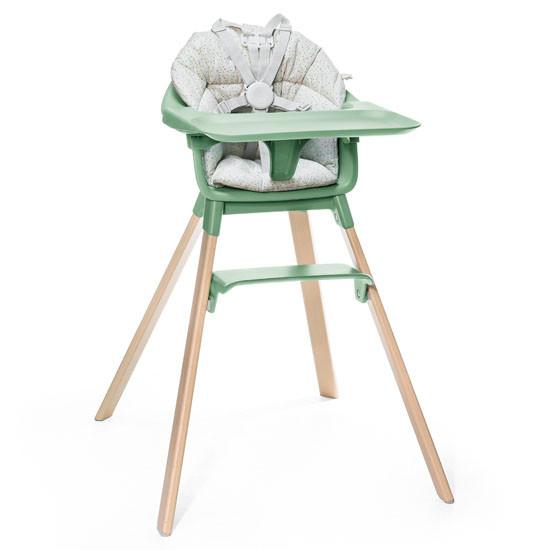 STOKKE Clikk High Chair Cushion  - Grey Sprinkles_thumb4