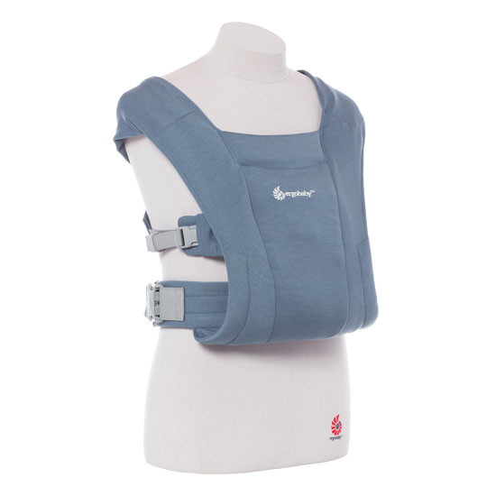 Ergo Baby Embrace Baby Carrier - Oxford Blue_thumb5