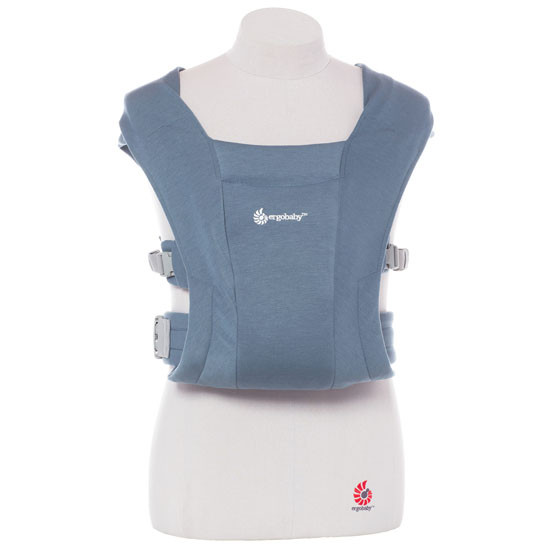Ergo Baby Embrace Baby Carrier - Oxford Blue_thumb4