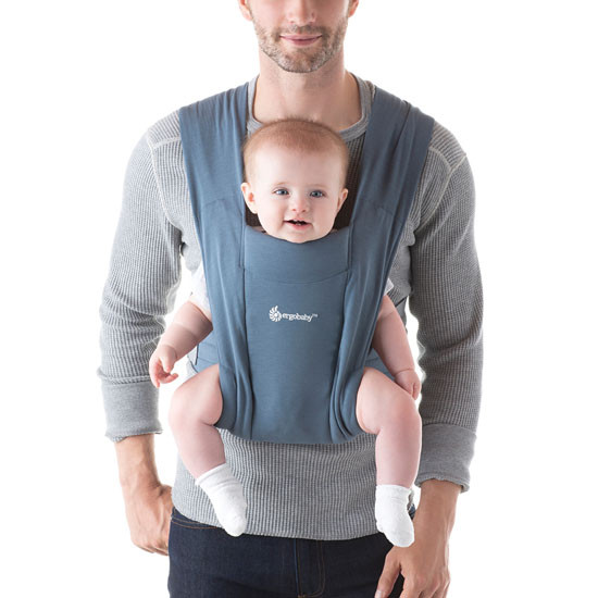 Ergo Baby Embrace Baby Carrier - Oxford Blue_thumb3