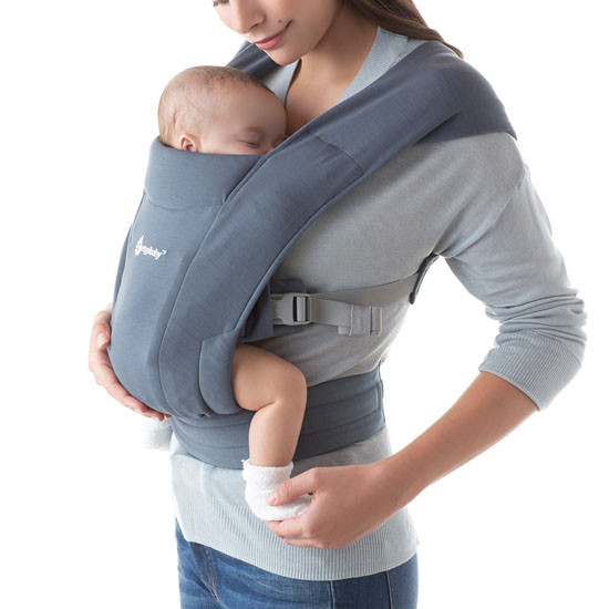 Ergo Baby Embrace Baby Carrier - Oxford Blue_thumb1