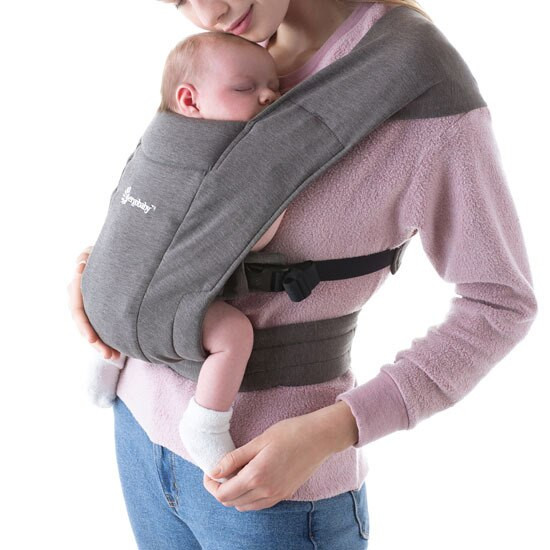 Ergo Baby Embrace Baby Carrier - Grey