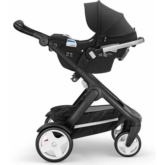 STOKKE 2019 Pipa Infant Car Seat by Nuna - Black_thumb4