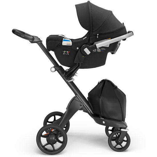 STOKKE 2019 Pipa Infant Car Seat by Nuna - Black_thumb5
