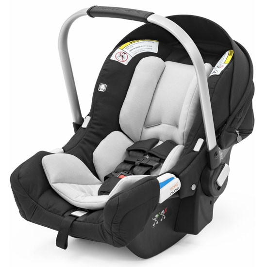 STOKKE 2019 Pipa Infant Car Seat by Nuna - Black_thumb1_thumb2