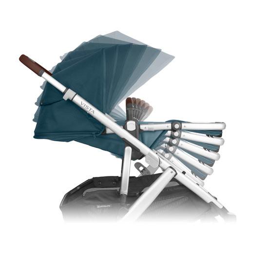 2020 UPPAbaby VISTA V2 Stroller Recline