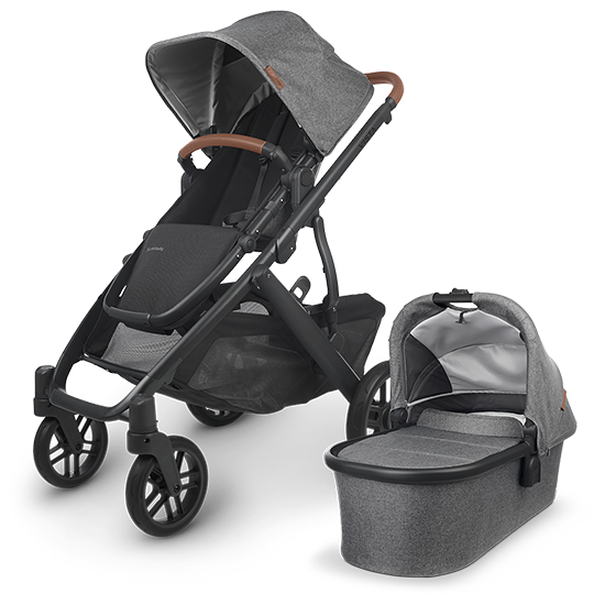 2020 UPPAbaby VISTA V2 Stroller Greyson