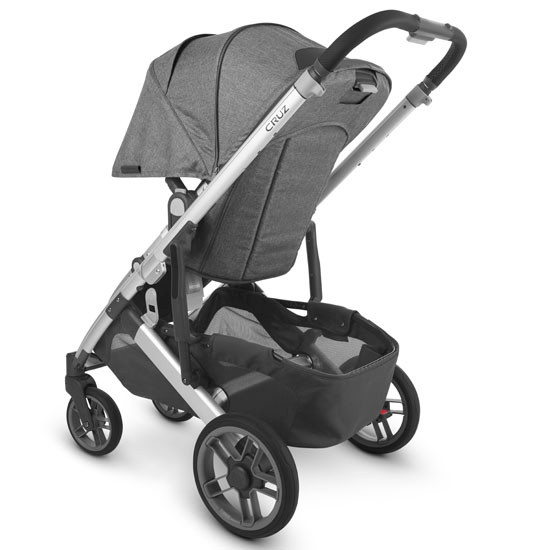 2020 UPPAbaby CRUZ V2 Stroller World Facing