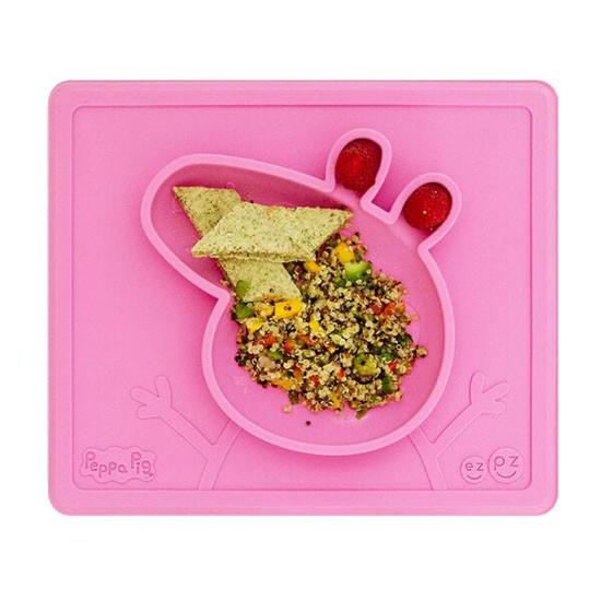 EZPZ Peppa Pig Mat - Pink