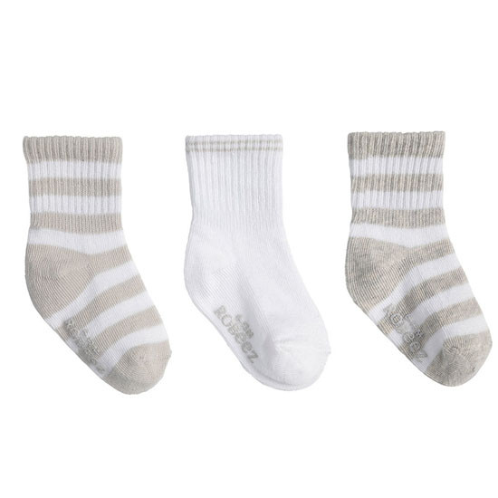 Robeez Daily Devin Socks - 3 Pack Product