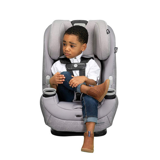 Maxi-Cosi Pria Max 3-in-1 Convertible Car Seat - Nomad Blue_thumb_10