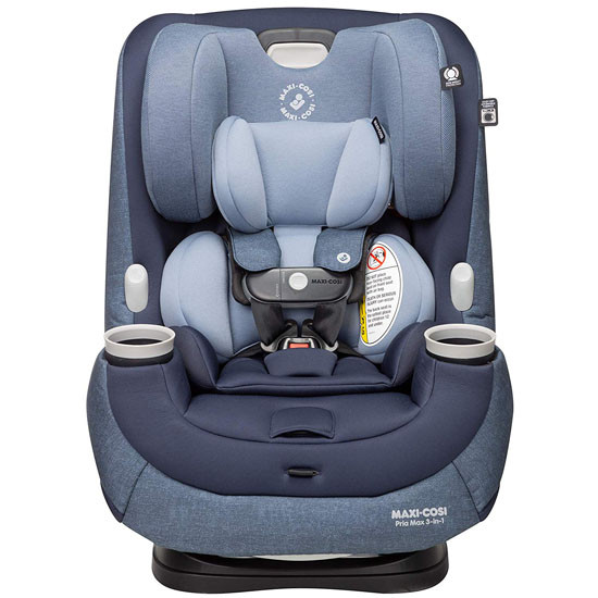 Maxi-Cosi Pria Max 3-in-1 Convertible Car Seat - Nomad Blue_thumb1