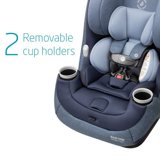 Maxi-Cosi Pria Max 3-in-1 Convertible Car Seat - Nomad Blue_thumb8