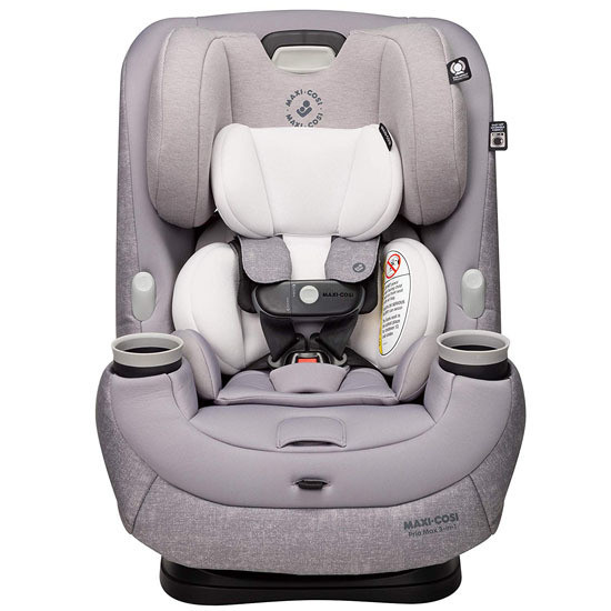 Maxi-Cosi Pria Max 3-in-1 Convertible Car Seat - Nomad Grey