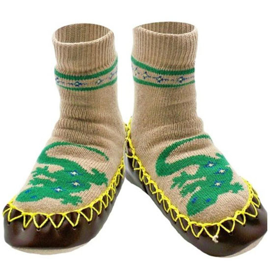 Konfetti Moccasin - Leaping Lizard Product