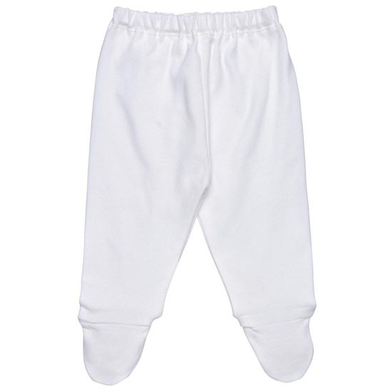 Under The Nile Footed Pant - Off White Product