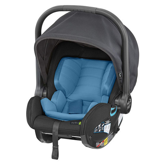 Baby Jogger City GO 2 Infant Car Seat -  Mystic