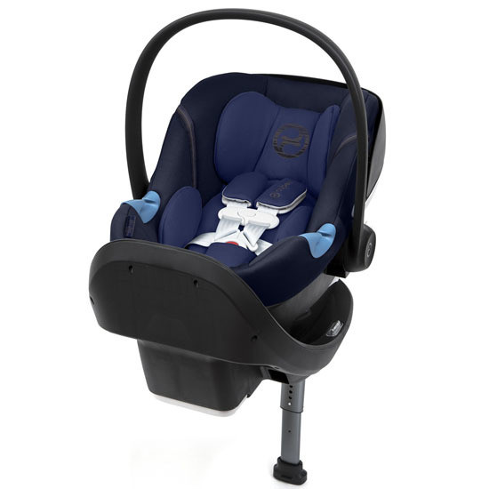 CYBEX Aton M Infant Car Seat with SensorSafe Blue