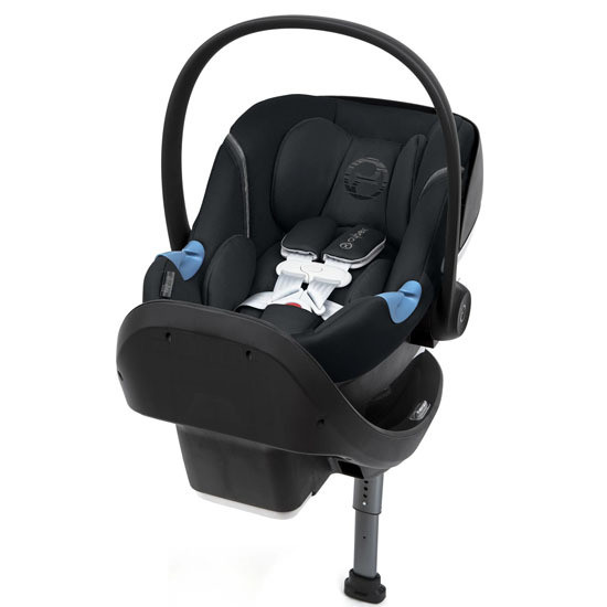 CYBEX Aton M Infant Car Seat with SensorSafe Black