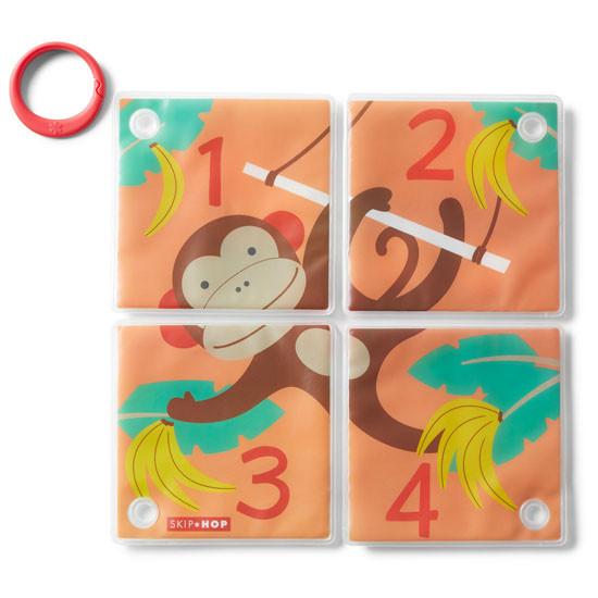 Skip Hop Zoo Count & Play Bath Puzzle_thumb1
