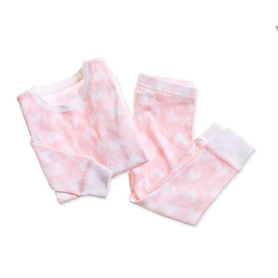 Aden + Anais 2 Piece Cotton Pajamas - Hearts_thumb1_thumb2