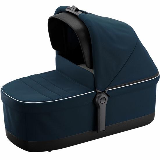 Thule Sleek Stroller Bassinet - Navy Blue