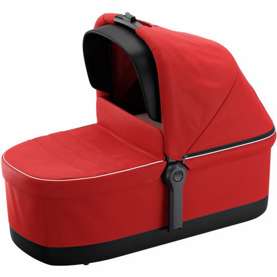Thule Sleek Stroller Bassinet - Energy Red