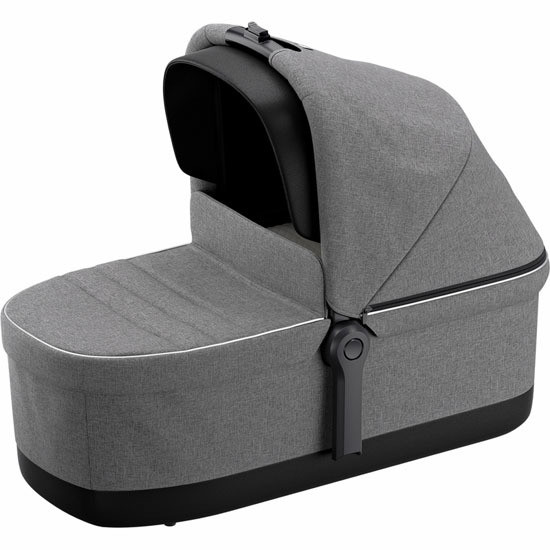 Thule Sleek Stroller Bassinet -  Grey Melange