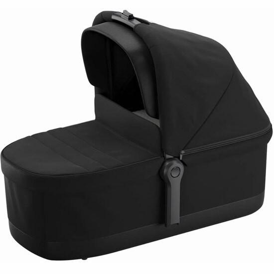 Thule Sleek Stroller Bassinet - All Black