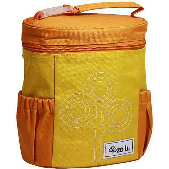 Zoli Inc. NOMNOM Lunch Bag - Orange Product