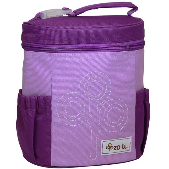 Zoli Inc. NOMNOM Lunch Bag - Purple Product