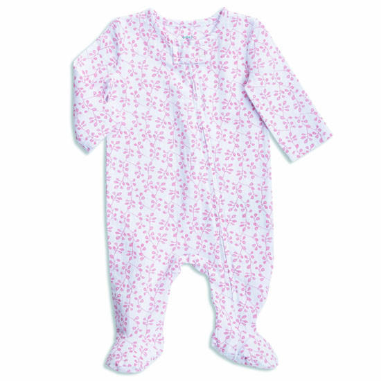 aden + anais Vine Footie - Pink Product