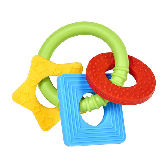 Dr. Brown Learning Loop Infant Teether_thumb1