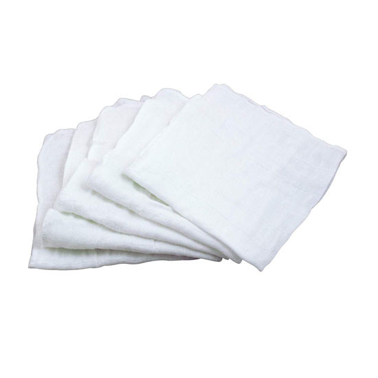 i play. Green Sprouts Organic Cotton Muslin Face Cloths_thumb1