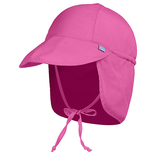 i play. Flap Sun Protection Hat - Hot Pink_thumb1