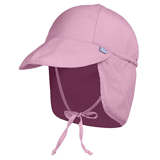i play. Flap Sun Protection Hat - Light Pink_thumb1