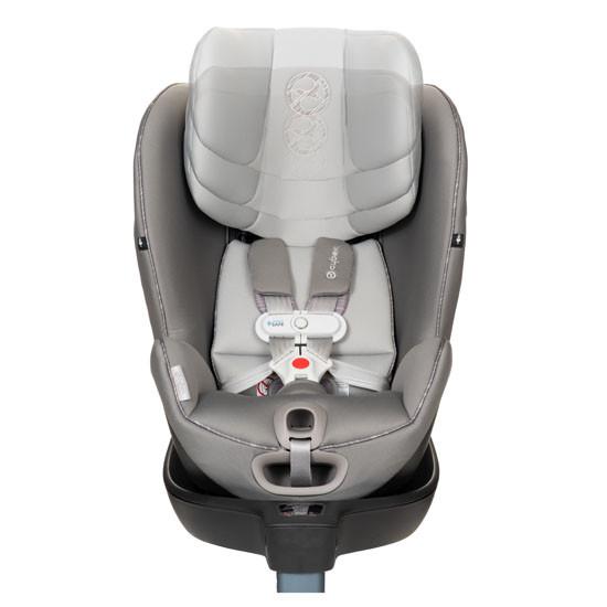Cybex Sirona S with Sensorsafe Headrest