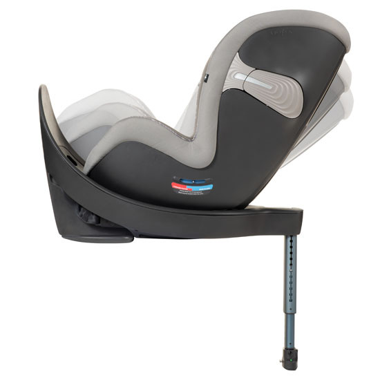 Cybex Sirona S with Sensorsafe Recline