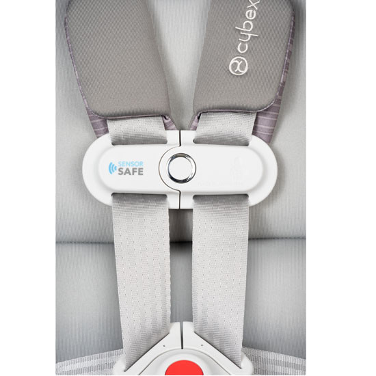 Cybex Sirona S with Sensorsafe Harness