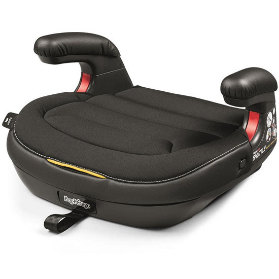 Peg Perego Viaggio Shuttle 120 Booster Car Seat - Licorice_thumb1