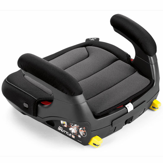 Peg Perego Viaggio Shuttle 120 Booster Car Seat - Licorice_thumb3