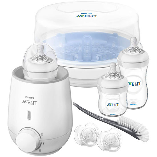 Philips Avent Natural All-In-One Gift Set Product