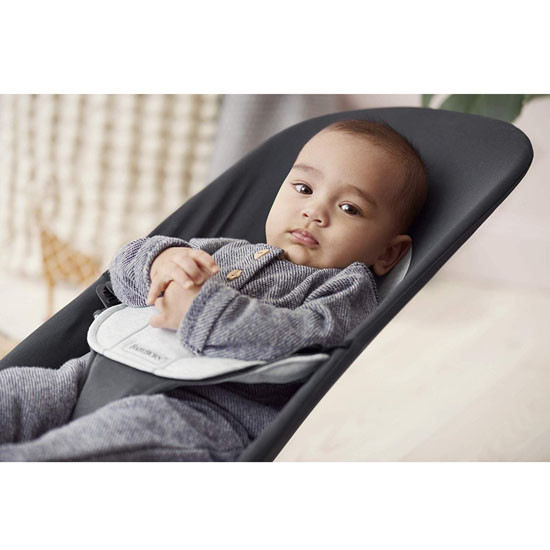 Baby Bjorn Bouncer Balance - Blue/Grey - Cotton/Jersey_thumb3