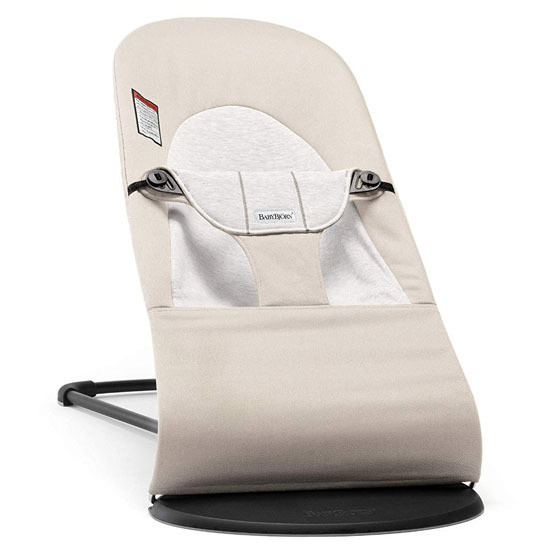 Baby Bjorn Bouncer Balance Cotton Jersey Beige